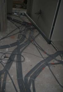 Elektro Leitung